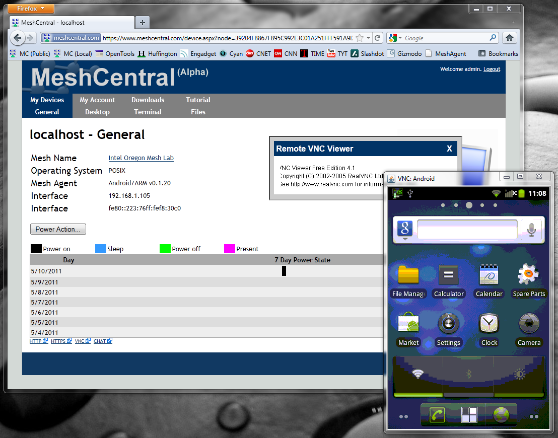 Android vnc viewer download pc