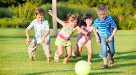 Outdoor Games for Kids Active Development