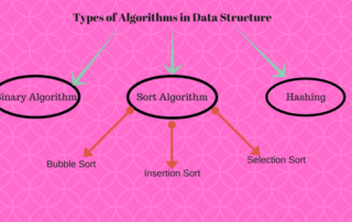 Types of Algorithms in Data Structure